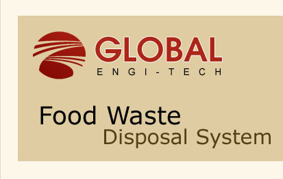 Food Waste Disposal System